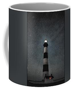 Bodie Island Light Midnight Coffee Mug