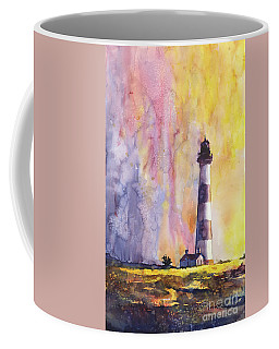 Bodie Island Lighthouse Coffee Mug by Ryan Fox