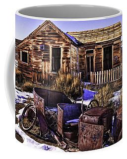 Coffee Mug featuring the painting Bodie by Muhie Kanawati
