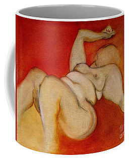 Body Of A Woman Coffee Mug