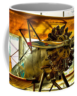 Boeing 100p Fighter Coffee Mug by David Patterson