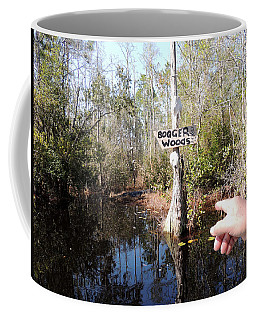 Bogger Woods Coffee Mug