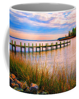 Bogles Wharf Landing Coffee Mug