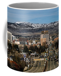 Boise Idaho Coffee Mug