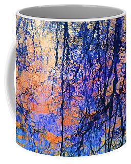 Bold Tree Reflections Coffee Mug