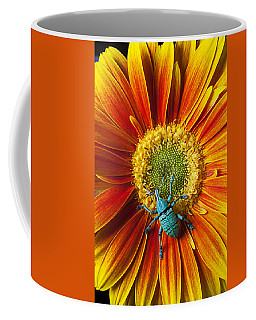 Boll Weevil On Mum Coffee Mug