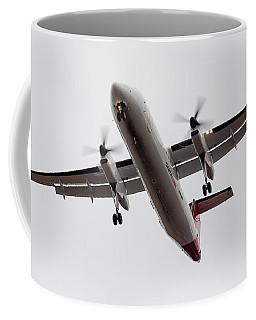 Bombardier Dhc 8 Coffee Mug by Steven Ralser