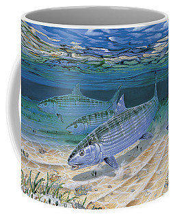 Bonefish Flats In002 Coffee Mug
