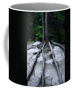 Coffee Mug featuring the photograph Bones by David Andersen