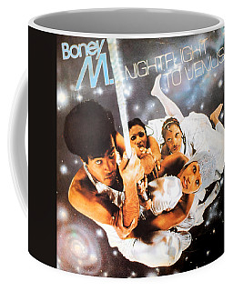 Boney M Night Flight To Venus Coffee Mug