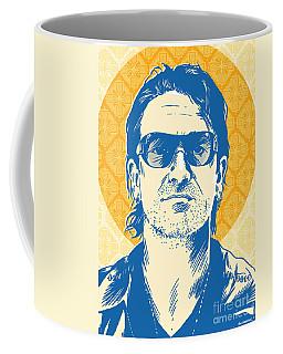 Bono Pop Art Coffee Mug