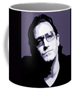 Bono Portrait Coffee Mug