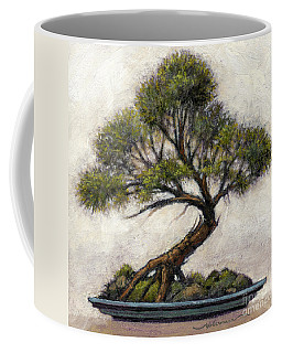Bonsai Cedar Coffee Mug