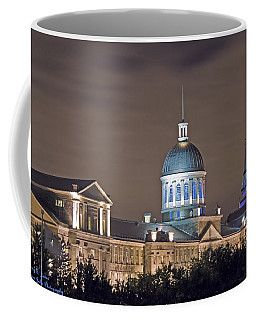 Bonsecours At Night Coffee Mug