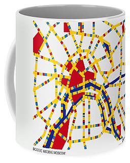 Boogie Woogie Moscow Coffee Mug