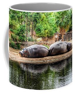 Book Ends Coffee Mug