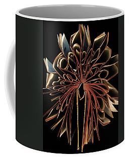 Book Flower Coffee Mug
