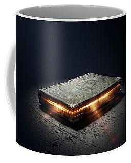 Book With Magic Powers Coffee Mug