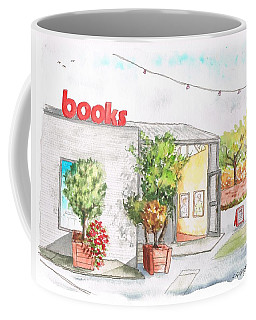 Books Store In Bergamot Station - Santa Monica - California Coffee Mug
