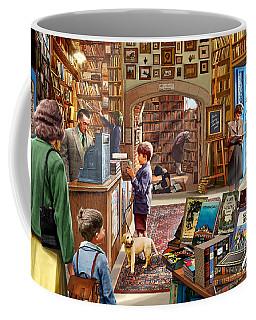 Bookshop Coffee Mug