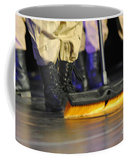Boots And Brooms Coffee Mug