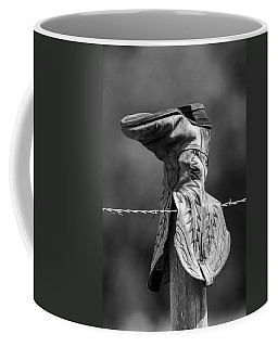 Boot Post Coffee Mug