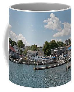Boothbay Harbor 1242 Coffee Mug