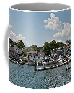 Boothbay Harbor 1242 Coffee Mug