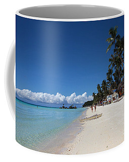 Boracay Beach Coffee Mug
