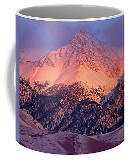 Borah Peak  Coffee Mug