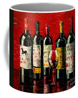 Bordeaux Collection Coffee Mug