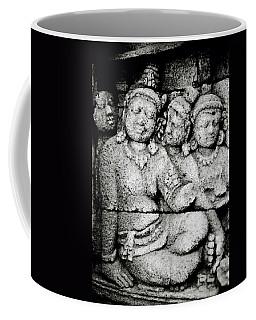 Borobudur Harmony Coffee Mug