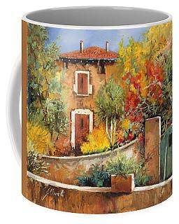 Bosco Giallo Coffee Mug