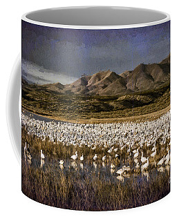 Bosque Del Apache Coffee Mug