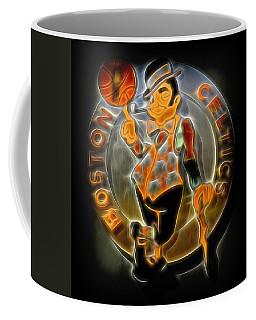 Boston Celtics Logo Coffee Mug