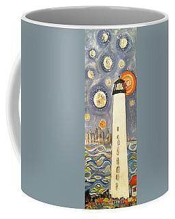 Boston Light Coffee Mug