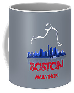 Boston Marathon3 Coffee Mug