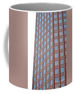 Boston Skyscraper  Coffee Mug