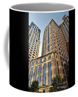Boston Skyscrapers Coffee Mug