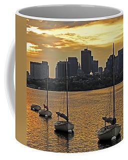Boston Sunrise Coffee Mug