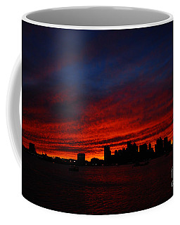 Boston Twilight Coffee Mug