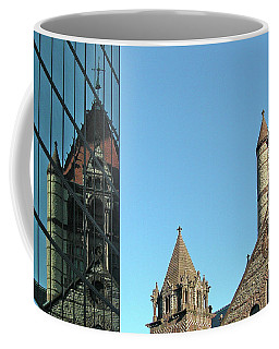 Boston Unity Reflected 2853 Coffee Mug