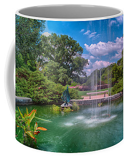 Botanical Garden Coffee Mug by Jonah  Anderson