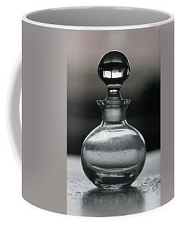 Coffee Mug featuring the photograph Bottle by Joy Watson