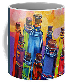Bottled Rainbow Coffee Mug