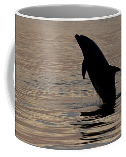 Coffee Mug featuring the photograph Bottlenose Dolphin by Meg Rousher