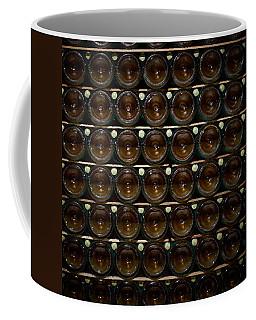 Bottles. Ca Del Bosco Winery. Franciacorta Docg Coffee Mug by Jouko Lehto