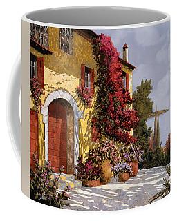 Bouganville Coffee Mug