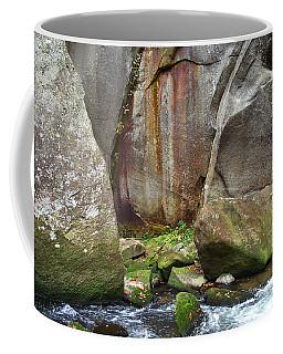 Boulders By The River Coffee Mug