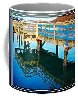 Boulevard Blue Coffee Mug